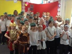 Class 3 Roman Day