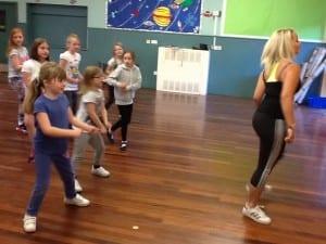 OSHL Dance KS2